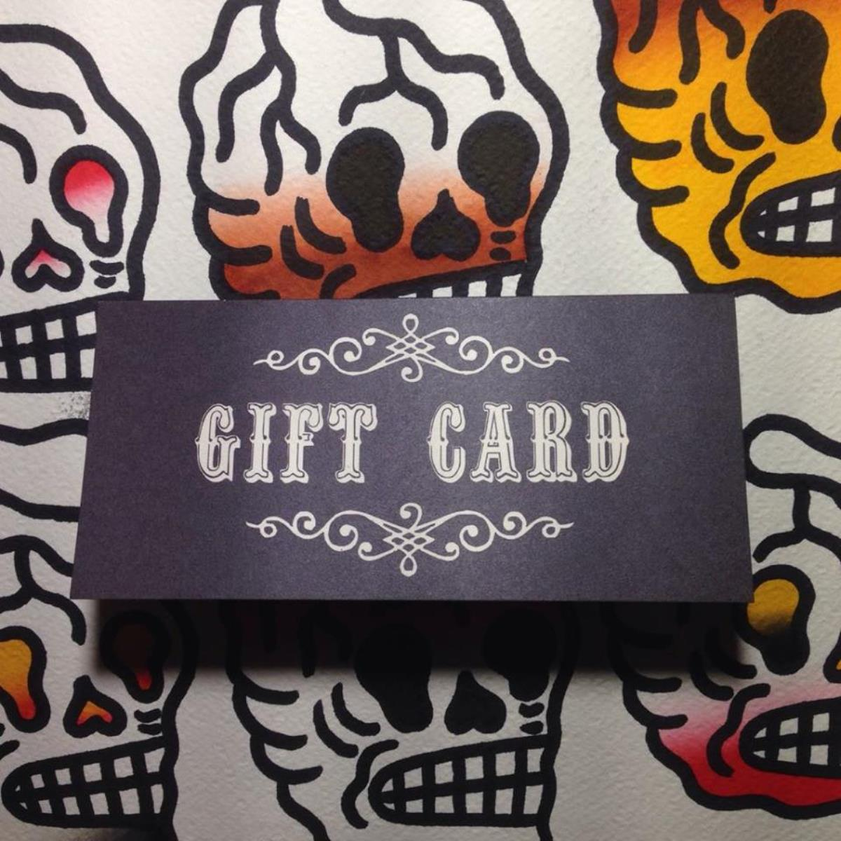 GIFT CARD - 1